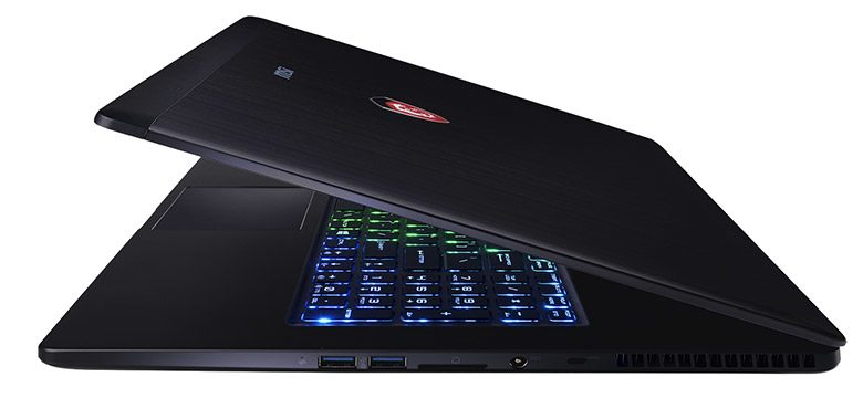 The MSI GS60 Ghost looks good and feels strong