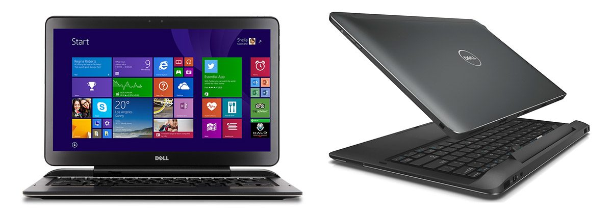 Dell's Latitude 7000 is marketed as a business 2-in-1
