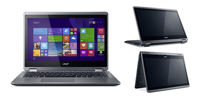 The Aspire R14 is one of the most affordable 14-inch 2-in-1s out there