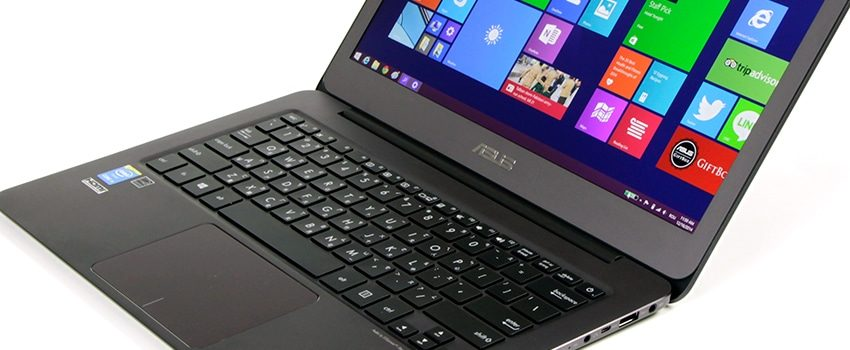 Asus Zenbook UX305 / UX305FA review – the fanless ultraportable