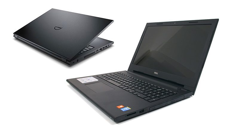 The basic Dell Inspiron 15 3000 is not a looker, but offers plenty for the money