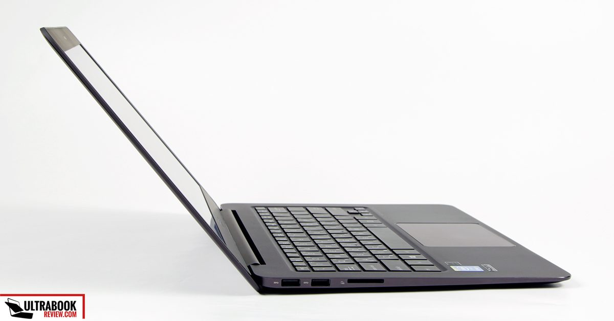 Asus Zenbook UX305 / UX305FA review - the fanless ultraportable