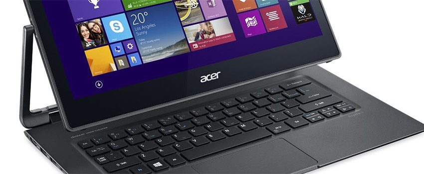 Acer Aspire R 13 (R7-371T) review – an odd 13 inch convertible