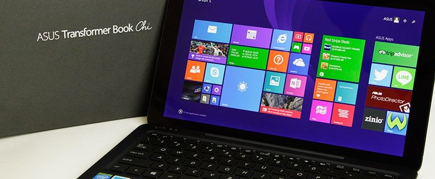 Asus Transformer Book Chi T300 review – a $549 premium-looking 2-in-1