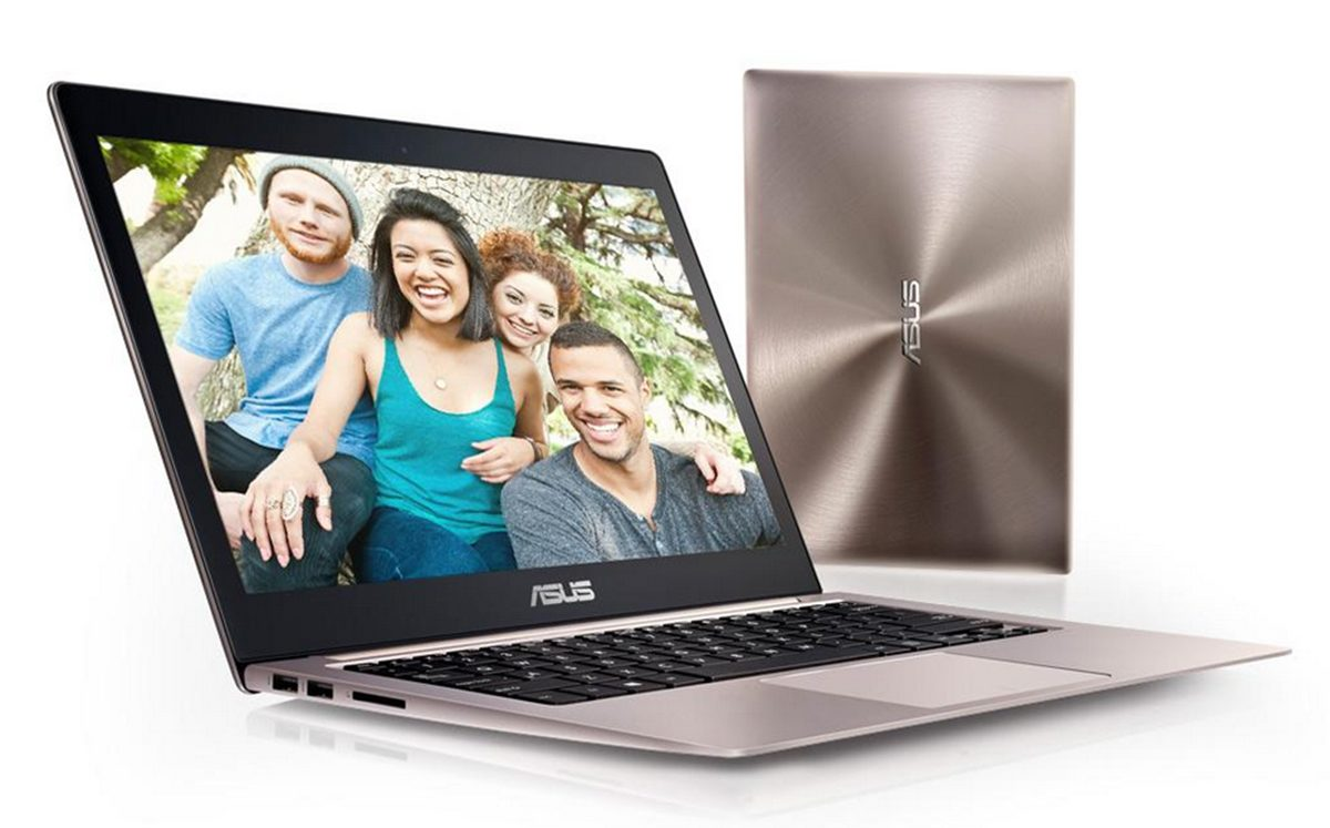 The Zenbook UX303LA is now available with Broadwell U hardware