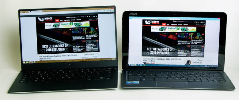 The $899 version of the Chi competes with the faster Broadwell ULB machines, like the Dell XPS 13 or the HP Spectre x360