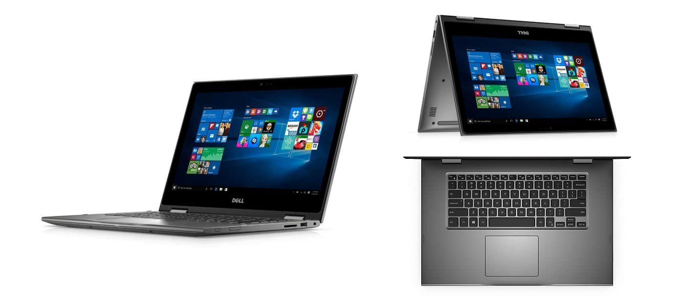 The 13 and 15-inch Inspiron 5000 should be on your list if you want a solid laptop with decent specs and and you only have a limited budget