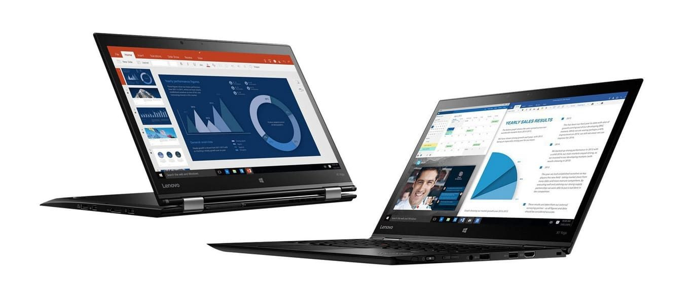The Yoga X1 is Lenovo's highest end ultraportable at the time of this update