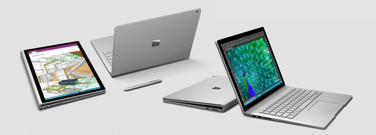 The Surface Book is excellent as a laptop and pretty good as a tablet as well, but its high price tag make it a hard buy for most