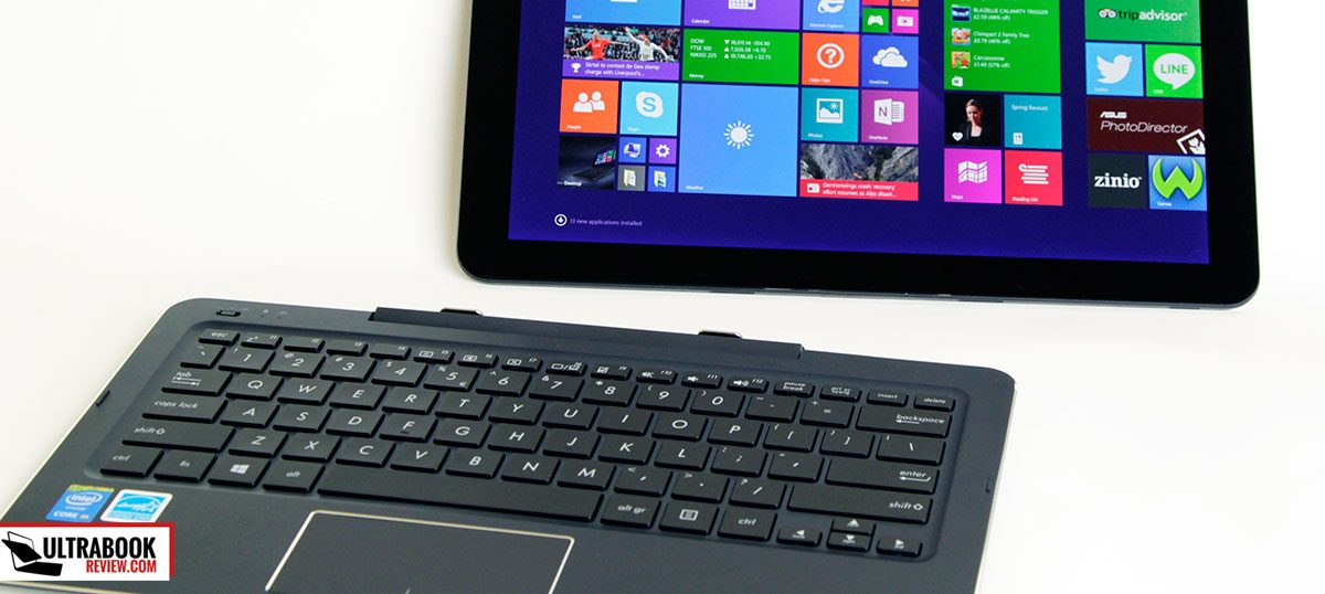 The Transformer Book Chi T300 is a hybrid alternative, also starting at $699