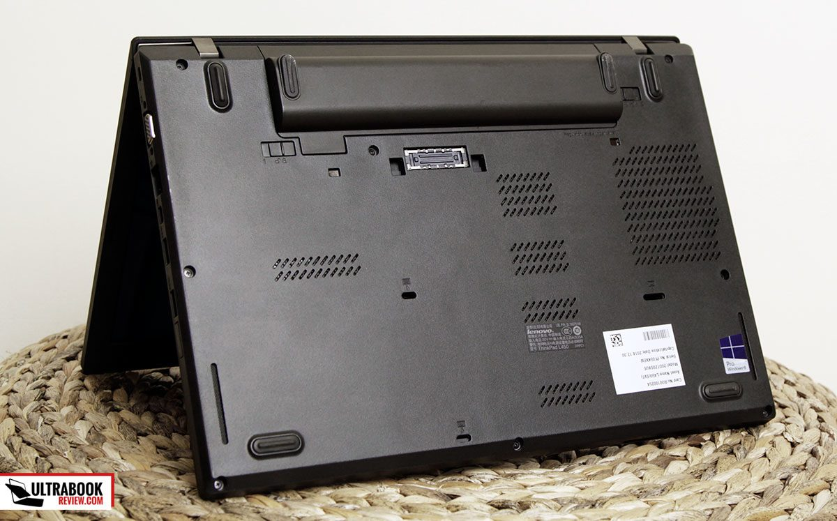 Lenovo ThinkPad L450 review - Broadwell in a rugged package