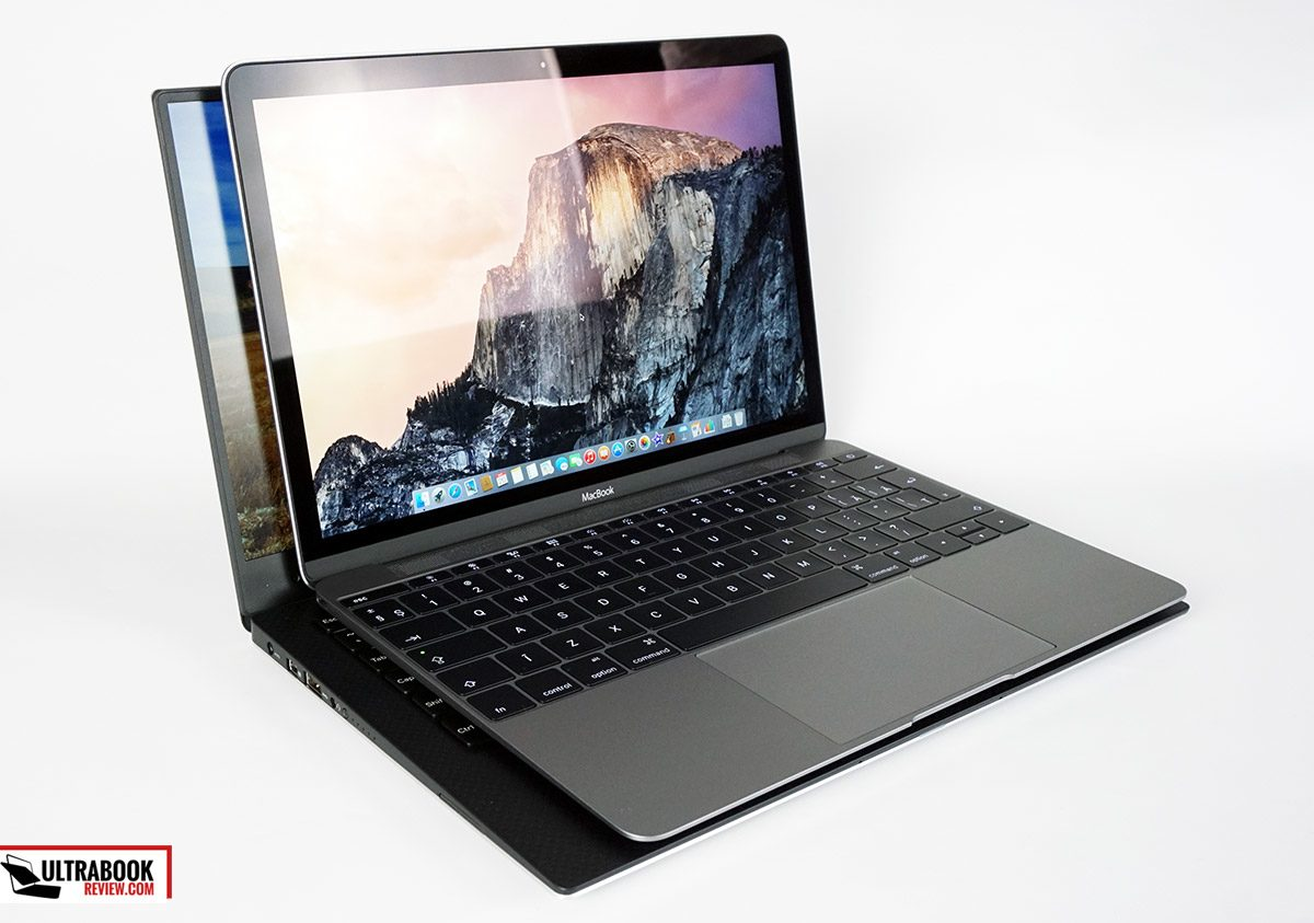 The 12 Inch Macbook Vs Ultrabooks And Macbook Air Pro
