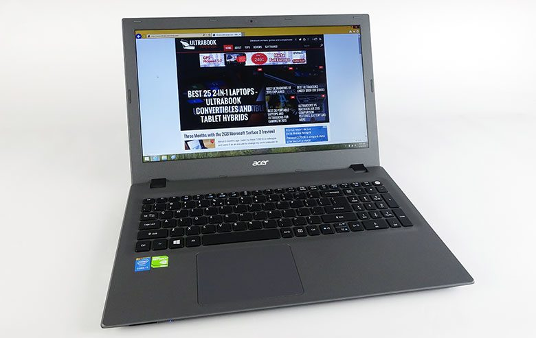 For the money, you won't find anything similar to the Acer 573G right now if you want modern hardware and dedicated graphics in a 15-inch laptop