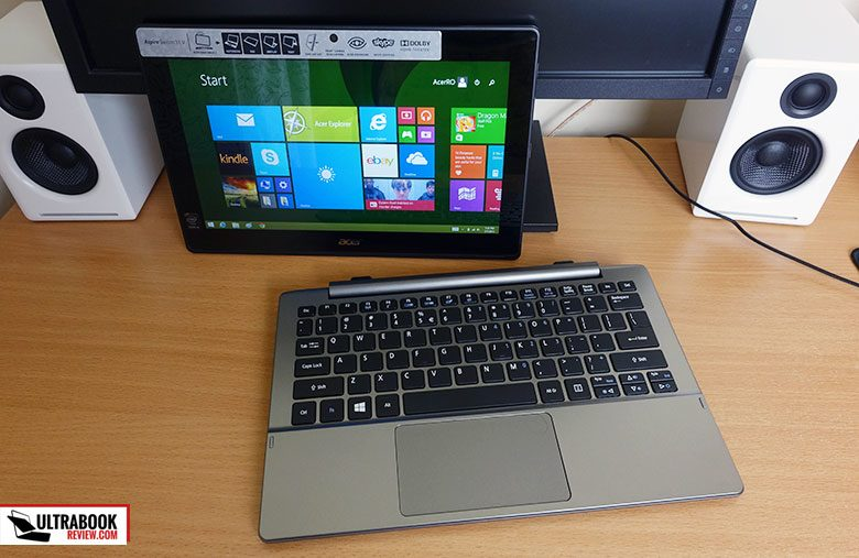 The Acer Aspire Switch 11 V is expected to ship for $500 and up, with the keyboard duck included