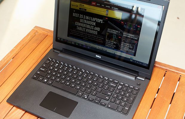 Dell Inspiron 15 3000 review - a budget 15-inch laptop