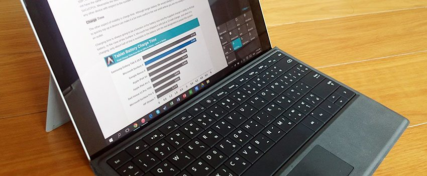 Microsoft Surface 3 review – 3 months with the base model