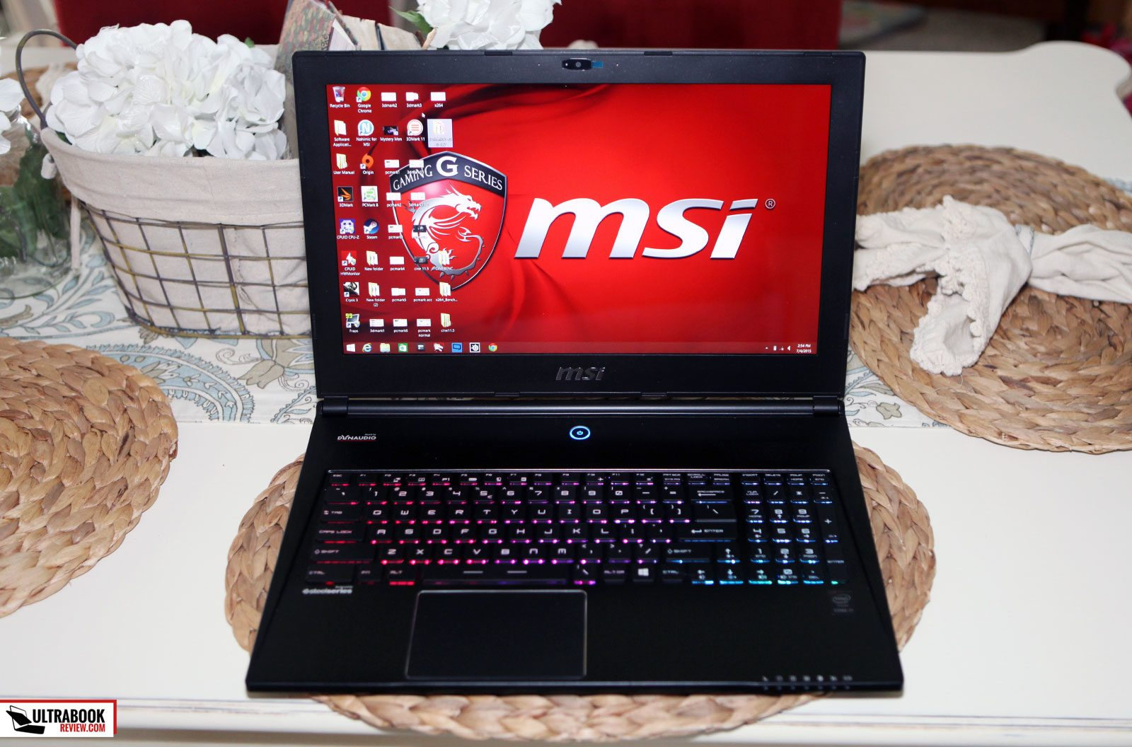 The MSI GS60 2015 is still on of the best gaming ultraportables out there. Just stay away from the 4K screen!