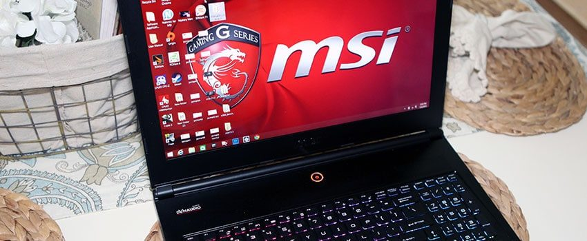 MSI GS60 Ghost Pro 4K review with Intel Broadwell hardware (Core i7-5700HQ CPU)