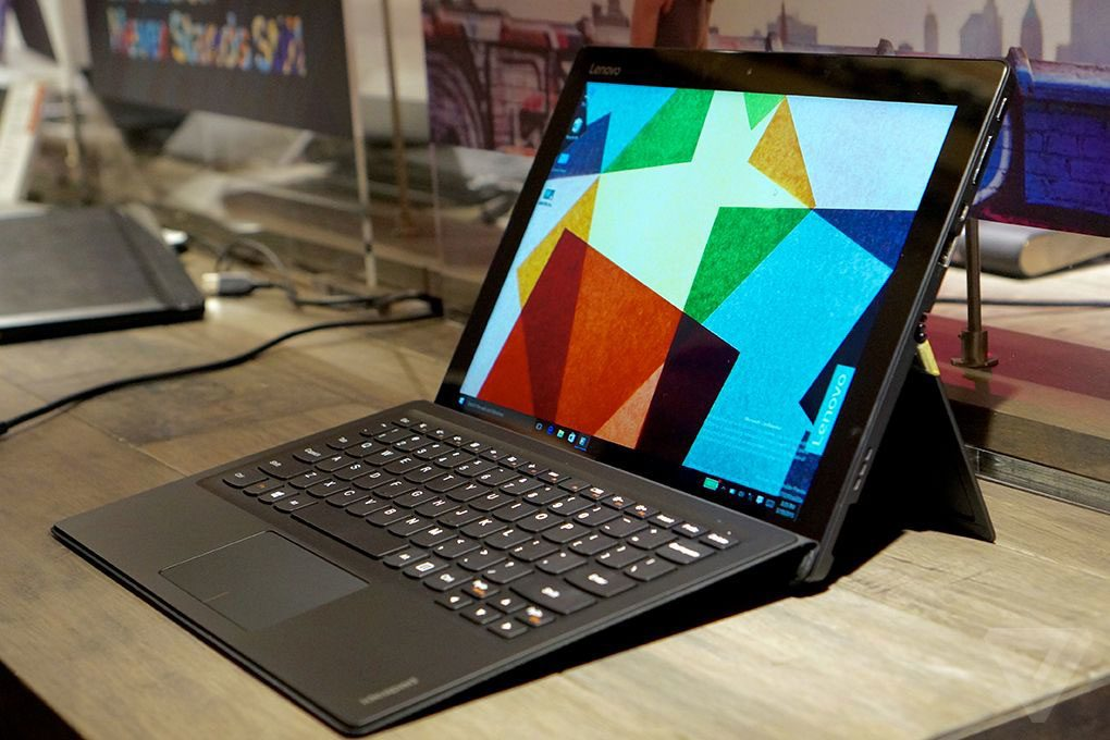 Lenovo's Miix 700 targets Microsoft's Surface Pro fans with Core M hardware, better keyboard folio and lower prices