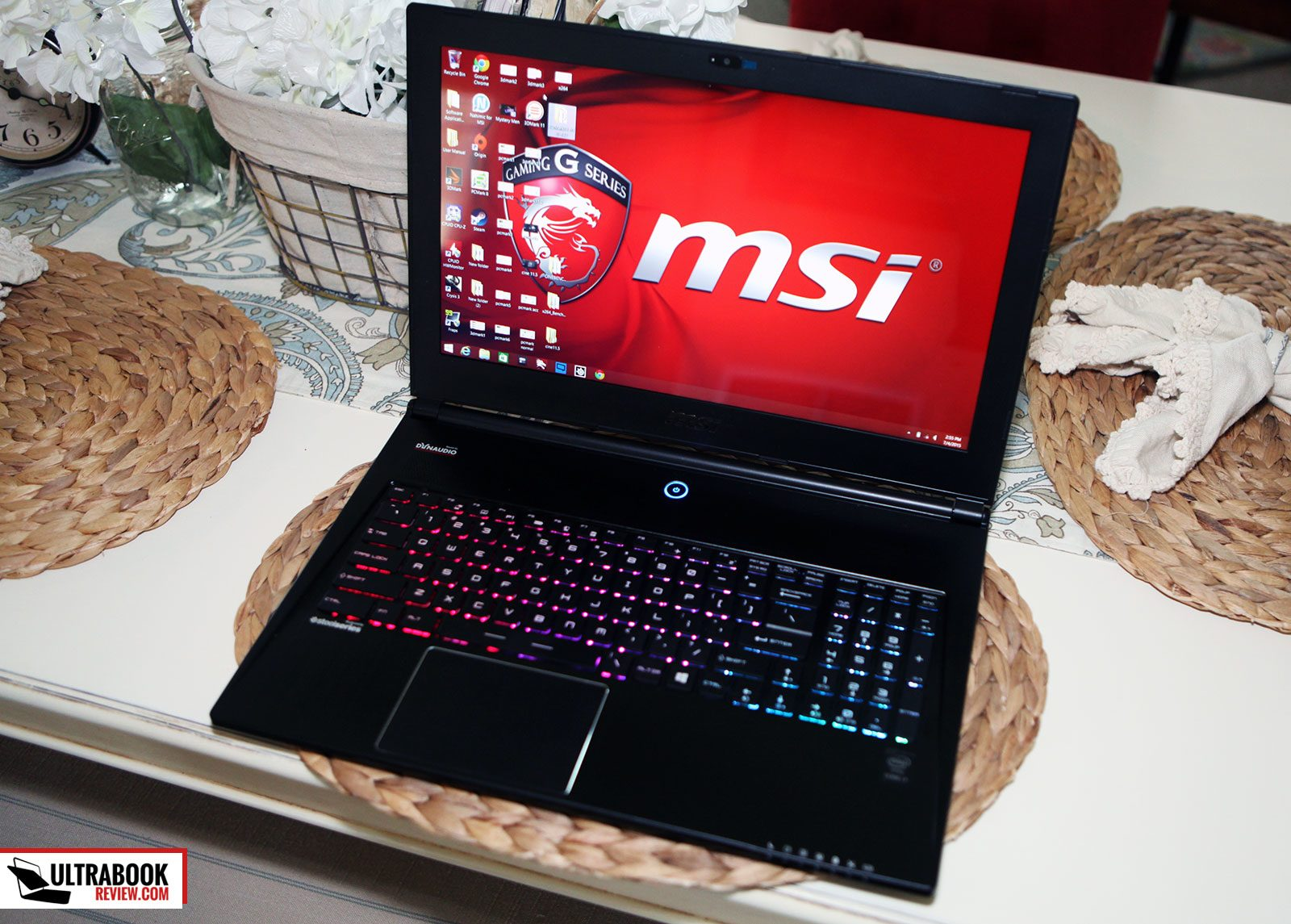 I'm sticking with the MSI GS60 for now, but if you want the more powerful graphics and simpler design and you're willing to look past a few quirks, the Gigabyte P35X is an option to consider