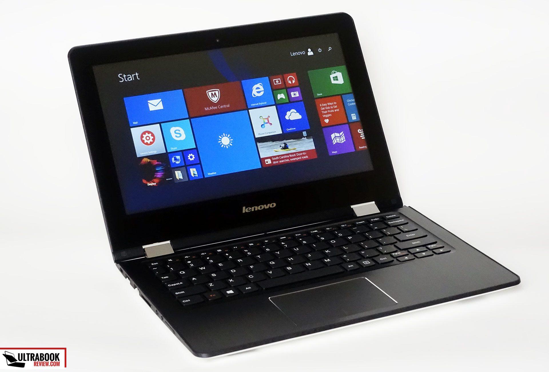 Lenovo Yoga 300 11 Flex 3 11 Review An Affordable 11