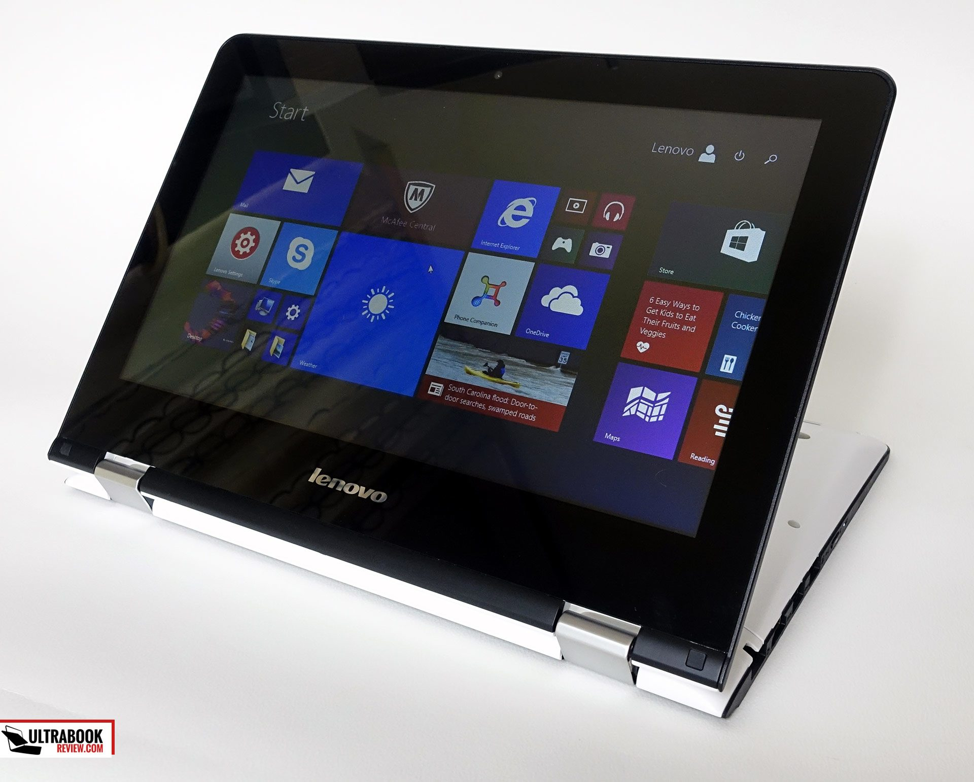 Lenovo Yoga 300 11 (Flex 3 11) review - an affordable 11