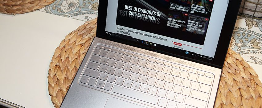 HP Spectre X2 review – gets the looks and the performance, but…