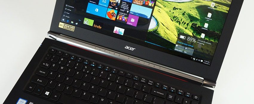 Acer Aspire V15 Nitro VN7-592G review ( Black Edition)