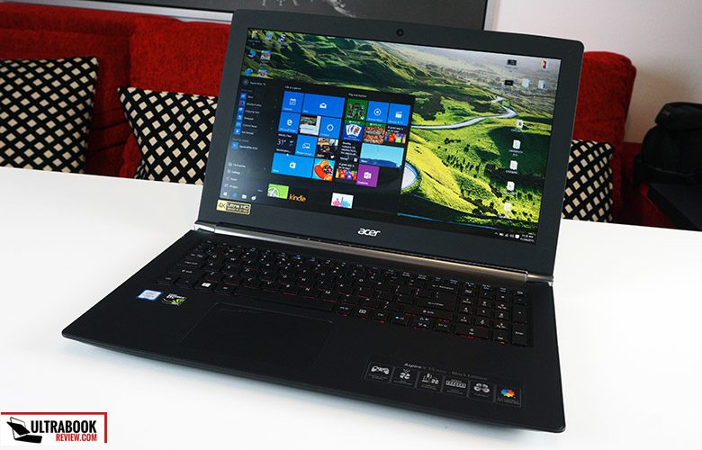 The Acer Aspire V15 Nitro Black Edition is a very good entertainment laptop, but the high temperatures and poor battery life might steer you towards something else