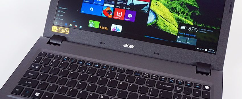 Acer Aspire V15 V5-591G review - solid specs and great price, but...