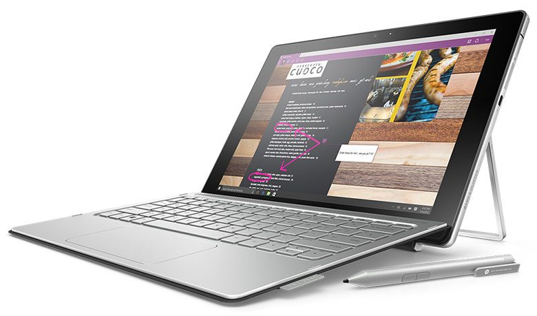 The Spectre X2 gets a lovely screen with digitizer and pen support