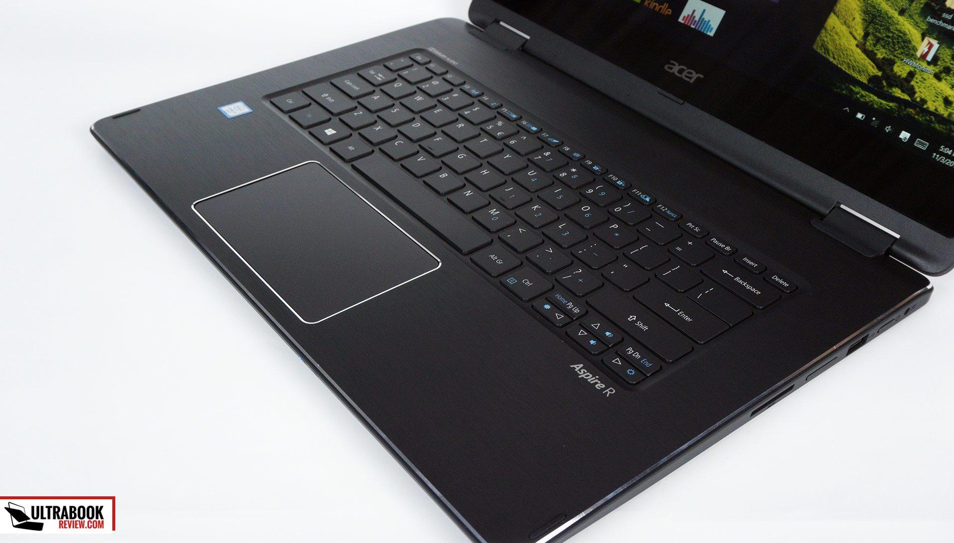 Acer Aspire R14 R5-471T review - a premium 14-incher