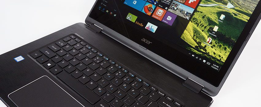 Acer Aspire R14 R5-471T review – a premium 14-incher