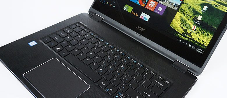 The excellent price is one of the reasons this Acer Aspire R14 should be on your list