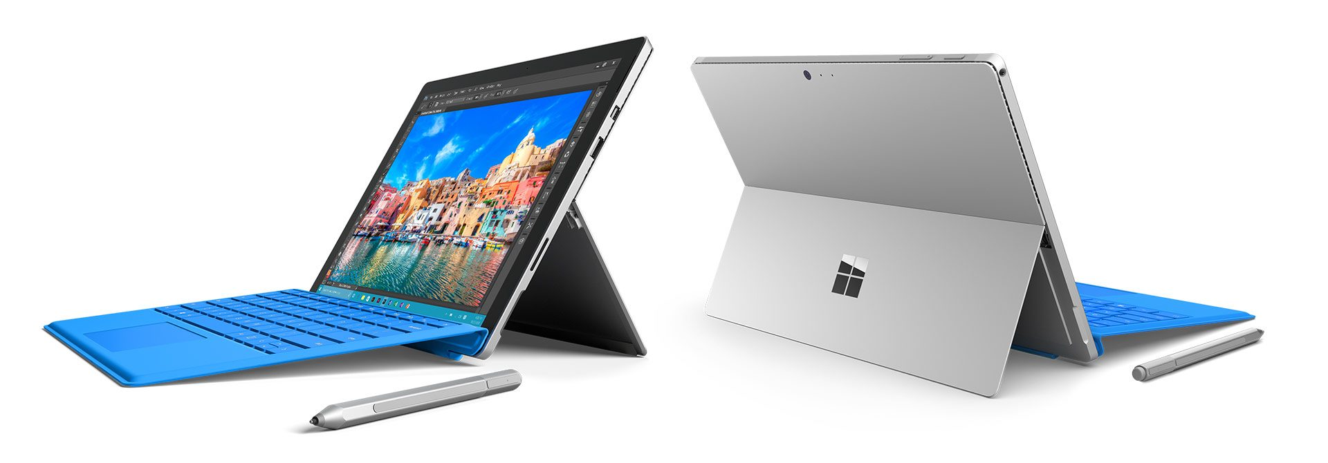 The Surface Pro 4 excels as a tablet, but isn't quite the laptop Microsoft claims it can be