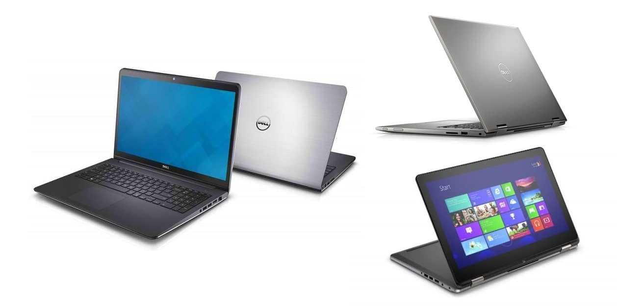 The Inspiron 15 5000s are sleeker, better equipped and available in both a clamshell and a convertible form-factor