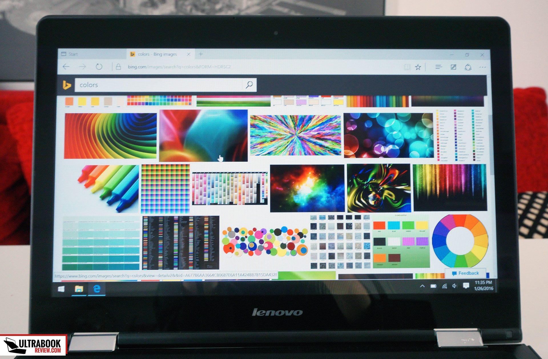 Lenovo Yoga 500 14 (Flex 3 14) review - a well priced 14