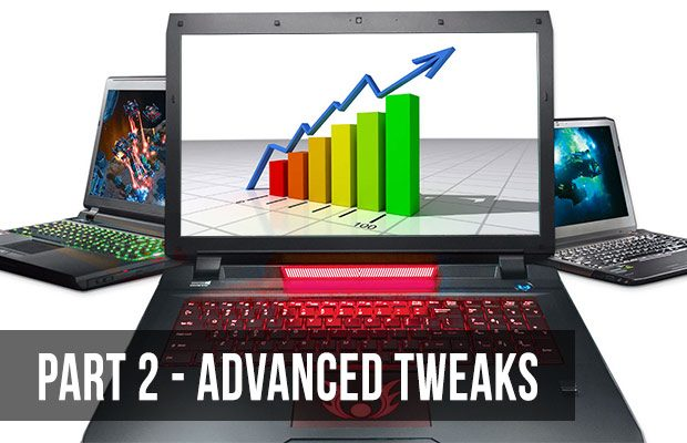 Squeeze the most out of your laptop - advanced tweaks (undervolting