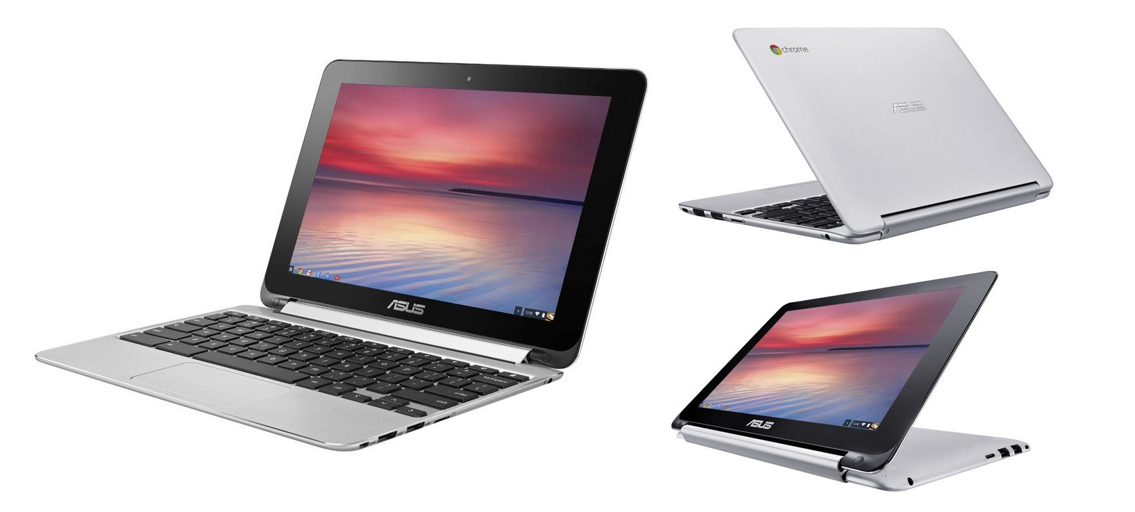 The Chromebook Flip is the option to get if you want a very compact and light convertible