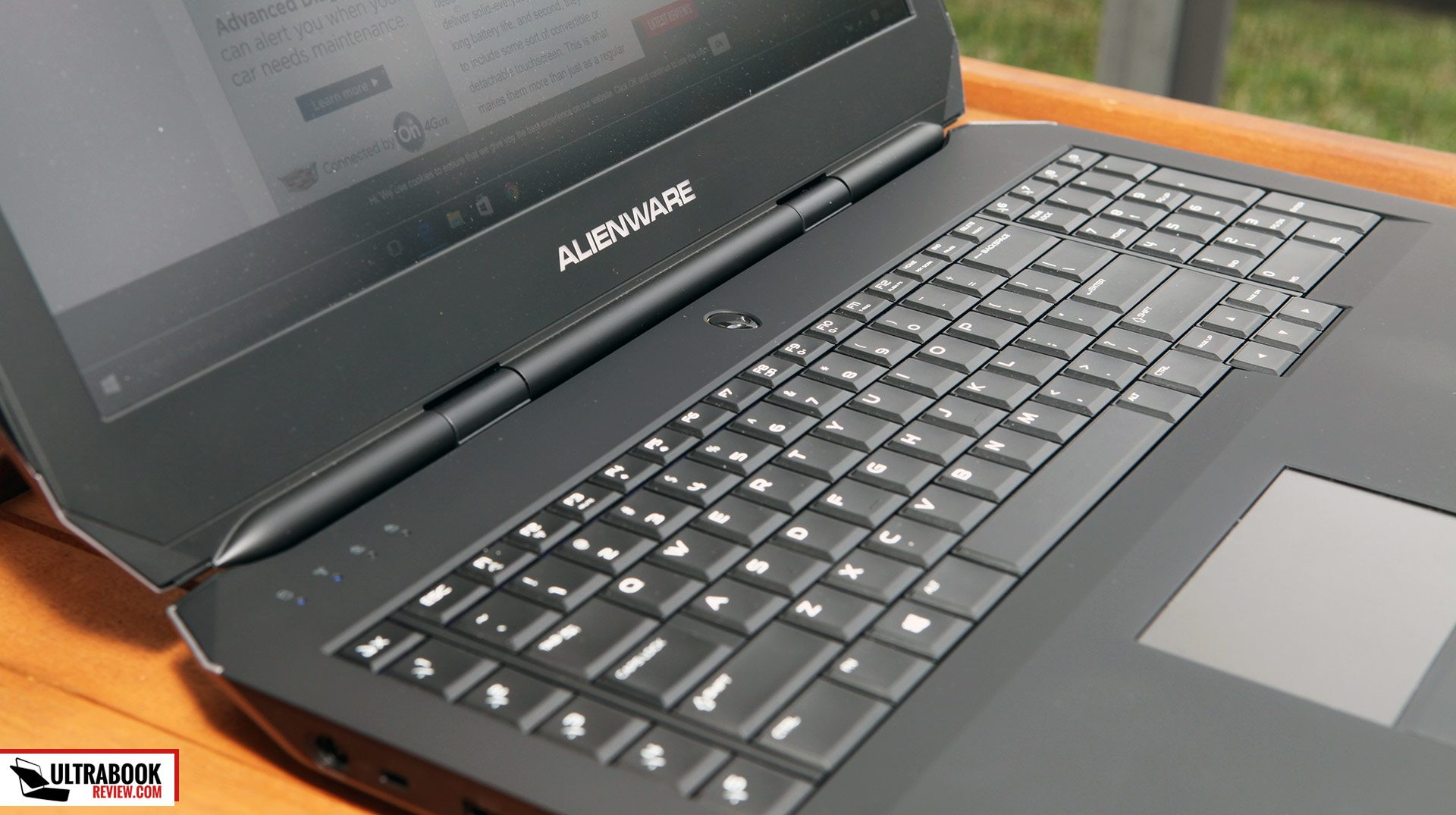 Dell Alienware 17 R3 review - high-performance gaming laptop