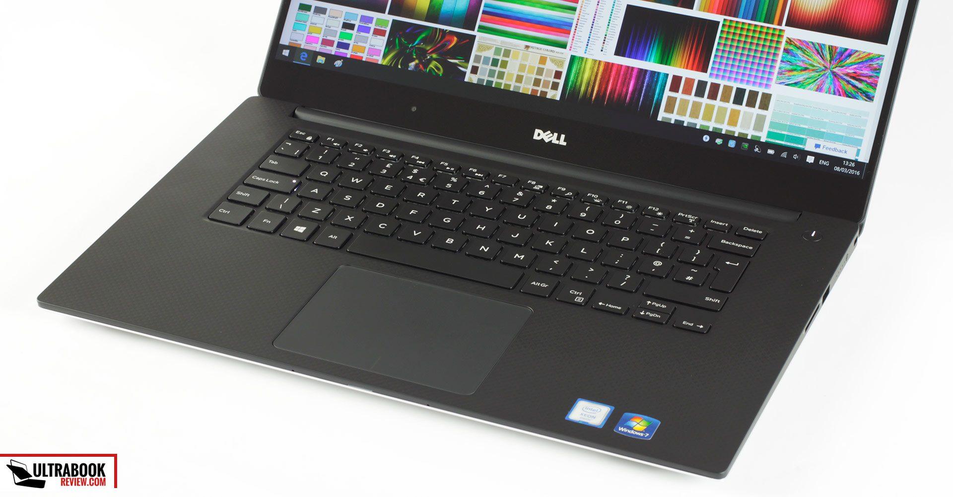 Dell Precision 5510 review - the portable workstation
