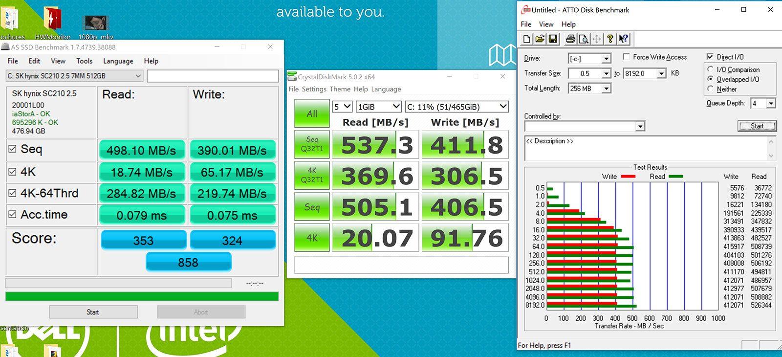Dell Precision 5510 review – the portable workstation