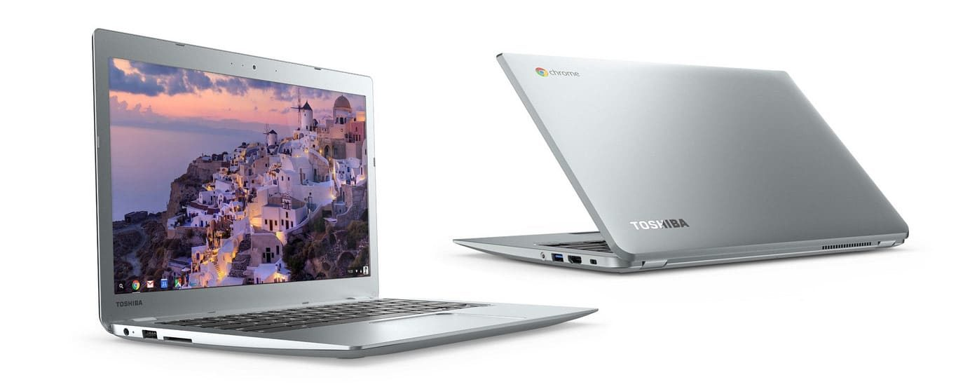 Toshiba hits a sweet spot with the Chromebook CB35 - an affordable and overall very good laptop