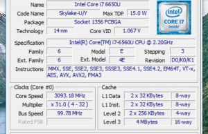Dell XPS 13 9350 review - Core i7-6560U configuration with Intel