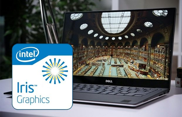 Dell XPS 13 9350 with Iris 540 graphics - a closer look at