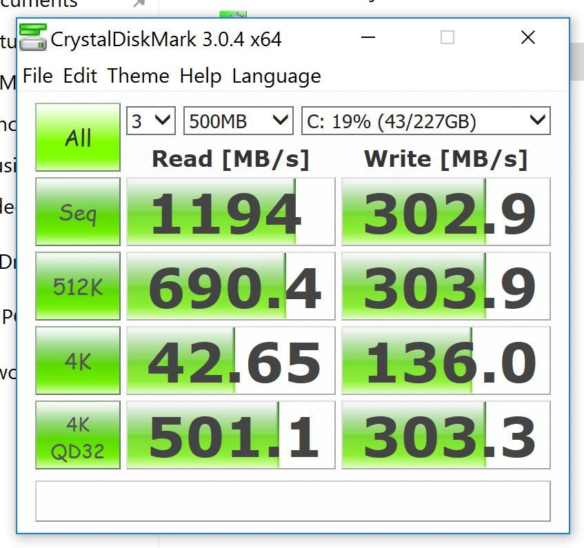 Ssd Bench 28 Images As Ssd Benchmark 2 0 6485 Download