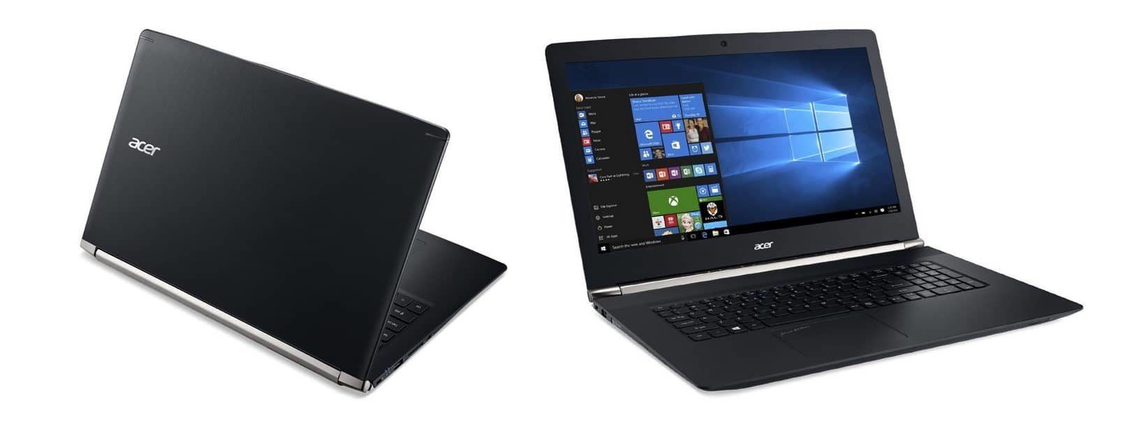 The Acer Aspire Nitros strike a fine balance between portability, features and hardware specs, and sell for the right prices as well