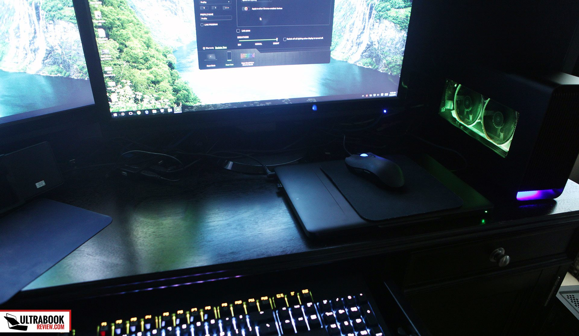 Razer Core Review How It Works With The Razer Blade And