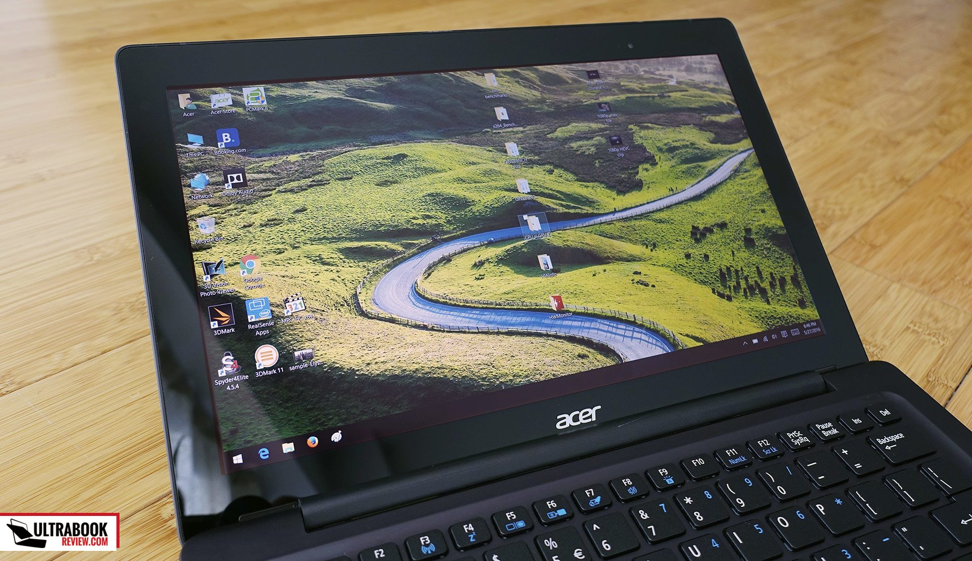 Acer Aspire Switch 12S SW7-272 review - a Core M detachable