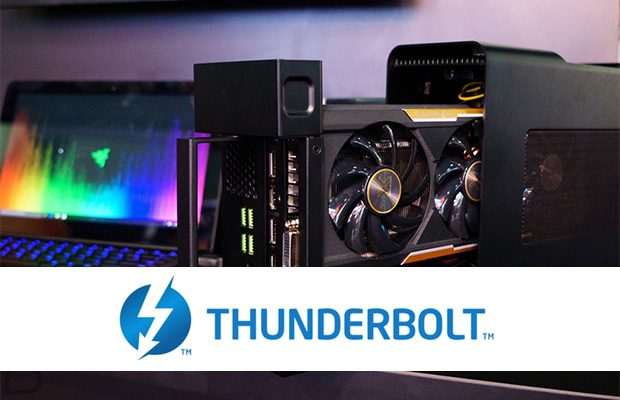 The complete list of portable laptops with a Thunderbolt 3 port